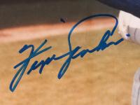 Lot of (2) Baseball 8x10 Photos with Lenny Dykstra, & Fergie Jenkins (JSA COA) at PristineAuction.com