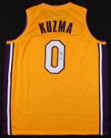 """Kyle Kuzma Signed Los Angeles Lakers """"Kuzma Kid"""" Jersey (JSA Hologram)"""