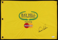 Arnold Palmer Signed Bay Hill Invitational Pin Flag (JSA LOA) at PristineAuction.com