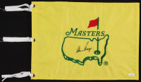 Gary Player Signed Masters Pin Flag (JSA COA) at PristineAuction.com