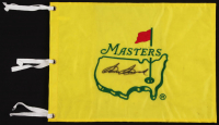 Sam Snead Signed Masters Pin Flag (JSA LOA) at PristineAuction.com