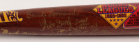 "Cooperstown Bat Co. Special Edition ""The Negro Leagues"" Baseball Bat Signed by (13) with Josh Gibson, Monte Irvin, Buck Leonard, Buck O'Neil, Lester Lockett (JSA ALOA)"