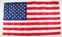 American Flag Flown over the Capitol on September 11, 2018 (Architect of the Capitol COA)