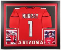 Kyler Murray Signed Arizona Cardinals 35x43 Custom Framed Jersey (Beckett COA)