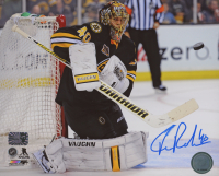 Tuukka Rask Signed Boston Bruins 8x10 Photo (Rask COA)