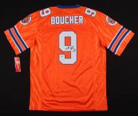 "Adam Sandler Signed ""The Waterboy"" SCLSU Mud Dogs Football Jersey (Beckett COA)"