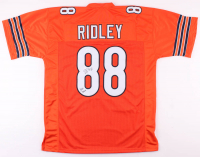 """Riley Ridley Signed Chicago Bears Jersey Inscribed """"Bear Down"""" (JSA COA)"""