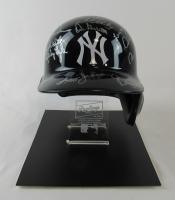 1978 New York Yankees Full-Size Batting Helmet Team-Signed by (21) with Reggie Jackson, Goose Gossage, Roy White, Ron Davis (JSA Hologram)