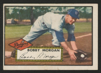 1952 Topps #355 Bobby Morgan