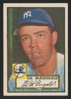 1952 Topps #372 Gil McDougald RC