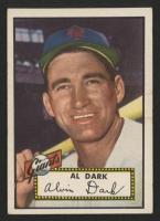 1952 Topps #351 Alvin Dark