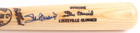 Stan Musial Signed Custom Engraved Louisville Slugger Powerized Baseball Bat (Beckett COA)