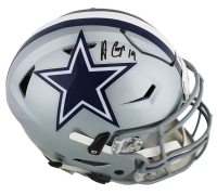 Amari Cooper Signed Dallas Cowboys Full-Size Authentic On-Field SpeedFlex Helmet (PROVA COA)