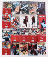 "Lot of (20) 2006-2008 Marvel ""Amazing Spider-Man"" Comic Books with Issues #531, 540, 545, 549, 550 at PristineAuction.com"