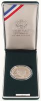 1990-P U.S. Eisenhower Centennial Silver Dollar Coin at PristineAuction.com