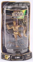 "Anthony Daniels Signed Epic Force ""Star Wars"" C-3PO Figure Inscribed ""C-3PO"" (JSA COA)"