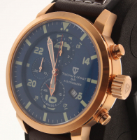 Tschuy-Vogt A15 Crusader Men's Swiss Chronograph Watch at PristineAuction.com