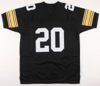 "Rocky Bleier Signed Pittsburgh Steelers Jersey Inscribed ""4x SB Champs"" (JSA COA) at PristineAuction.com"