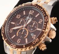 Brandt & Hoffman Pythagoras Men's Swiss Chronograph Watch