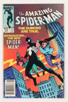 "1984 ""Amazing Spider-Man"" Issue #252 Marvel Comic Book"