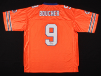 "Adam Sandler Signed ""The Waterboy"" SCLSU Mud Dogs Football Jersey (JSA COA) at PristineAuction.com"