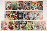 "Lot of (19) 1992-93 ""The Amazing Spider-Man"" #362-379 Marvel Comic Books"
