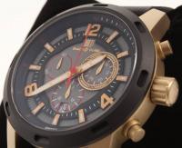 Buech & Boilat Baracchi Men's Swiss Chronograph Watch
