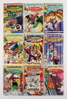 "Lot of (9) 1981 ""The Amazing Spider-Man"" #212-219 Marvel Comic Books"
