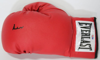 Muhammad Ali Signed Everlast Boxing Glove (PSA LOA)