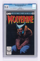 "1982 ""Wolverine"" Limited Series Issue #3 Marvel Comic Book (CGC 9.4)"