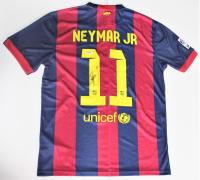 Neymar Signed Nike Barcelona Jersey (PSA Hologram) at PristineAuction.com