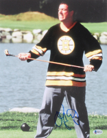 "Adam Sandler Signed ""Happy Gilmore"" 11x14 Photo (Beckett COA)"