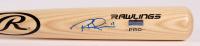 Rhys Hoskins Signed Rawlings Pro Baseball Bat (Radtke COA) at PristineAuction.com