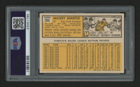 1963 Topps #200 Mickey Mantle (PSA 6) at PristineAuction.com