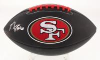 George Kittle Signed San Francisco 49ers Logo Football (Beckett COA)