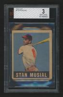 1949 Leaf #4 Stan Musial (BVG 3)