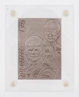LE 1994 Press Pass / Highland Mint VIP #12 Jeff Gordon Mint-Card