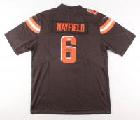 Baker Mayfield Signed Cleveland Browns Jersey (PSA COA)
