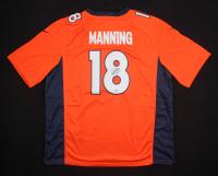 Peyton Manning Signed Denver Broncos Jersey (PSA COA)