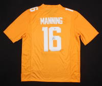 Peyton Manning Signed Tennessee Volunteers Jersey (PSA COA)