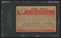 1953 Bowman Color #59 Mickey Mantle (SGC Authentic) at PristineAuction.com