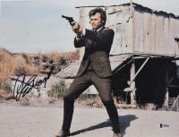 "Clint Eastwood Signed ""Dirty Harry"" 11x14 Photo (Beckett COA)"