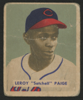 1949 Bowman #224 Satchel Paige RC at PristineAuction.com
