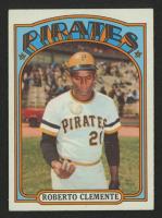 1972 Topps #309 Roberto Clemente