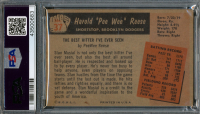 Pee Wee Reese Signed 1955 Bowman #37 (PSA Encapsulated) at PristineAuction.com