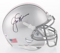 Jack Nicklaus Signed Ohio State Buckeyes Mini Helmet (PSA LOA)