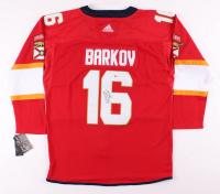 Aleksander Barkov Jr. Signed Florida Panthers Jersey (Beckett COA)