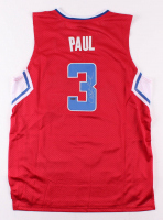 Chris Paul Signed Los Angeles Clippers Jersey (Steiner COA)