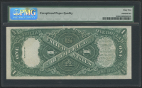 1917 $1 One Dollar Legal Tender Large Bank Note (PMG 65) (EPQ) at PristineAuction.com