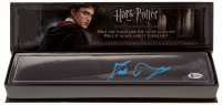 "Daniel Radcliffe Signed ""Harry Potter"" Wand Box (Beckett COA)"